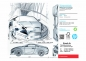 Preview: HP Natural Tracing Paper ( pauspapier ) 90 g/m², Rollenware mit 45,7 m