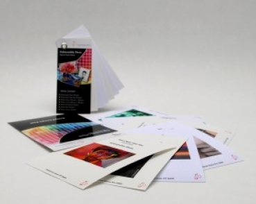 Hahnemühle Photo - Printed Sample Book A6