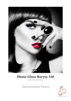 Hahnemühle Photo Gloss Baryta - Musterrolle 61cm x 5m